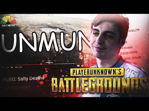 SHROUD REACTS TO SALTY DEATHS (PUBG HIGHLIGHTS #23)