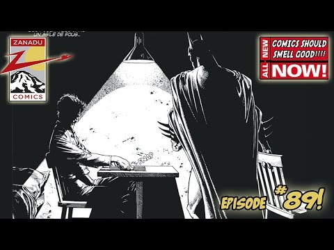 Zanadu Comics 8/3-Suicide Squad, Harley Quinn, Kill or Be Killed, Lady Killer, Killing Joke