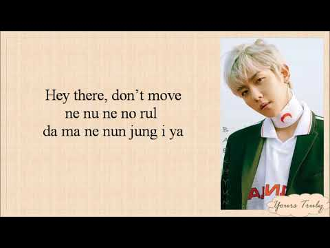 EXO CBX - Blooming Day (Easy Lyrics)