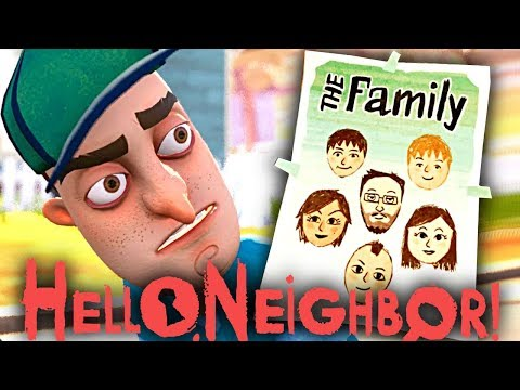 BRAND NEW SECRETS | Hello Neighbor FULL GAME Playthrough [Act 1]