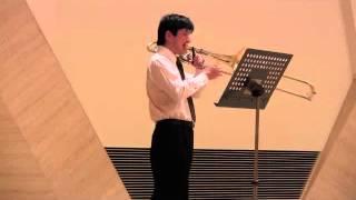 フォスター作曲、ケンタッキーの我が家のトロンボーンソロ演奏です。 [...