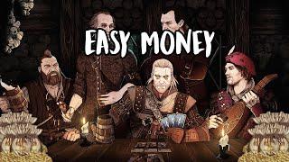 Witcher 3: Blood and Wine - Ininite Money Exploit