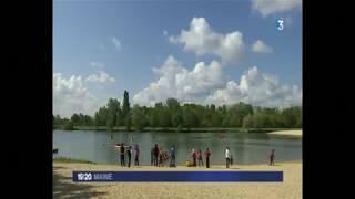 USEP - Reportage France 3 Raid Aventure Spay (72)