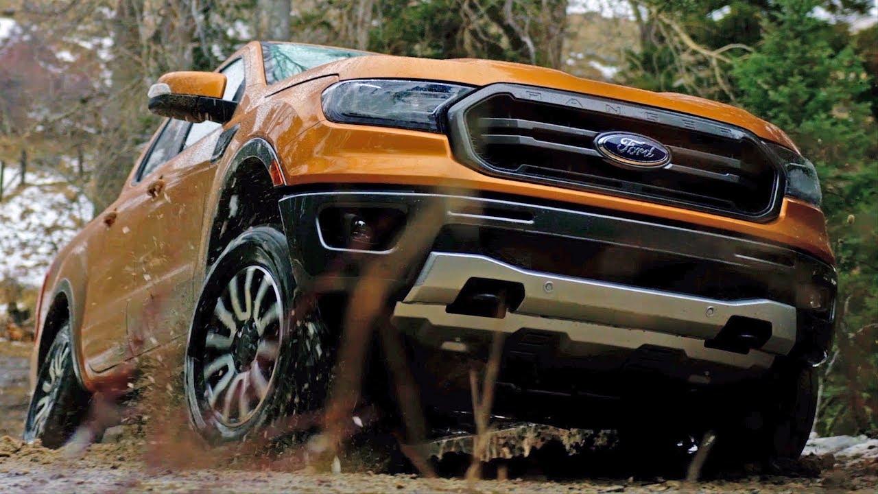 Ford Ranger (2019) Nissan Navara killer - Dauer: 2 Minuten, 29 Sekunden