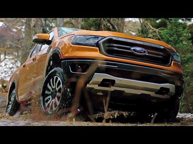 Ford Ranger (2019) Toyota Hilux killer