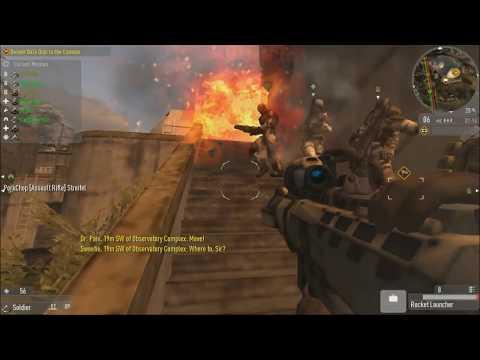 "Enemy Territory Quake Wars Capítulo 2 Objetivos, ""Island""!! Sessão Tiro Vídeo 28 HD"