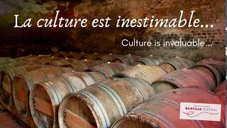 Let's learn French: Culture is invaluable