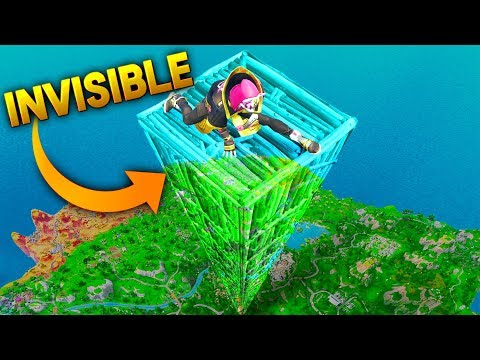*NEW* SECRET INVISIBLE BUILDINGS..?!   Fortnite Funny and Best Moments Ep.206 Fortnite Battle Royale Latest Gaming Videos on VIRAL CHOP VIDEOS