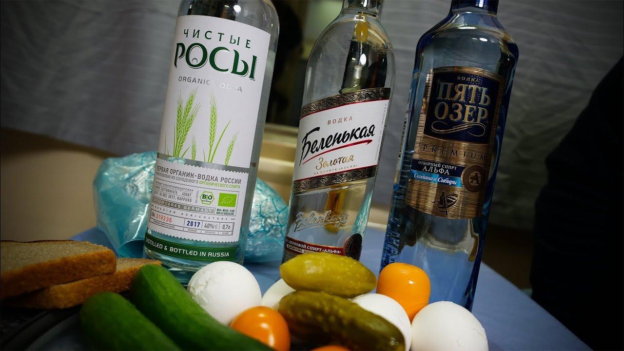 Водка на спирте альфа пропорции разведения питьевого спирта