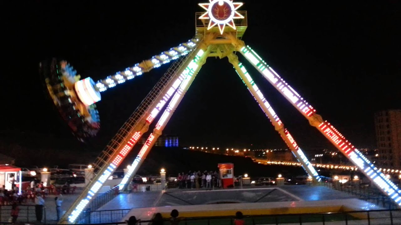 Discovery thrill ride-chavy land-slemani-kurdstan