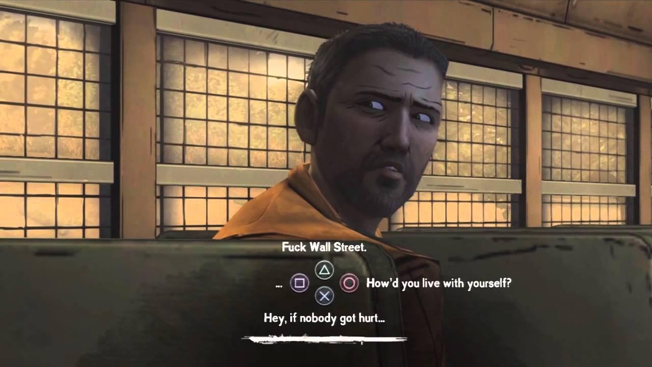 The Walking Dead 400 Days Gameplay Walkthrough Part 1 - Vince