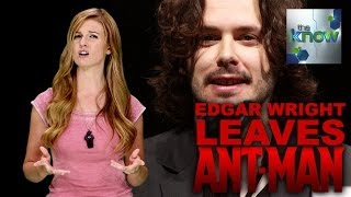 Edgar wright abandons ant-man movie - the know