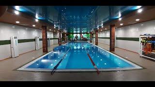 видео строительство и ремонт бассейнов