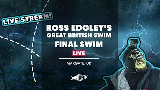 The Final Swim Replay | Ross Edgley