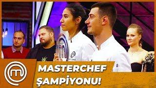 MasterChef Türkiye 2019'un ŞAMPİYONU!
