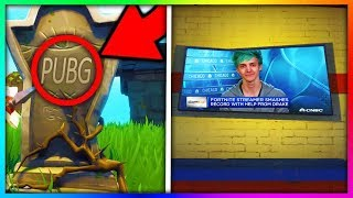 8 Hidden Fortnite Easter Eggs YOU HAVEN'T SEEN!