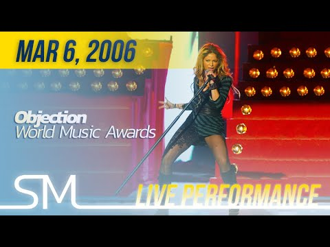 Download Shakira | 2002 |  Objection Live at the World Music Awards