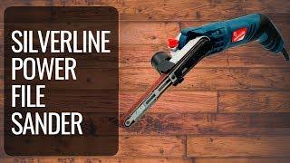 Silverline Power File / Sander