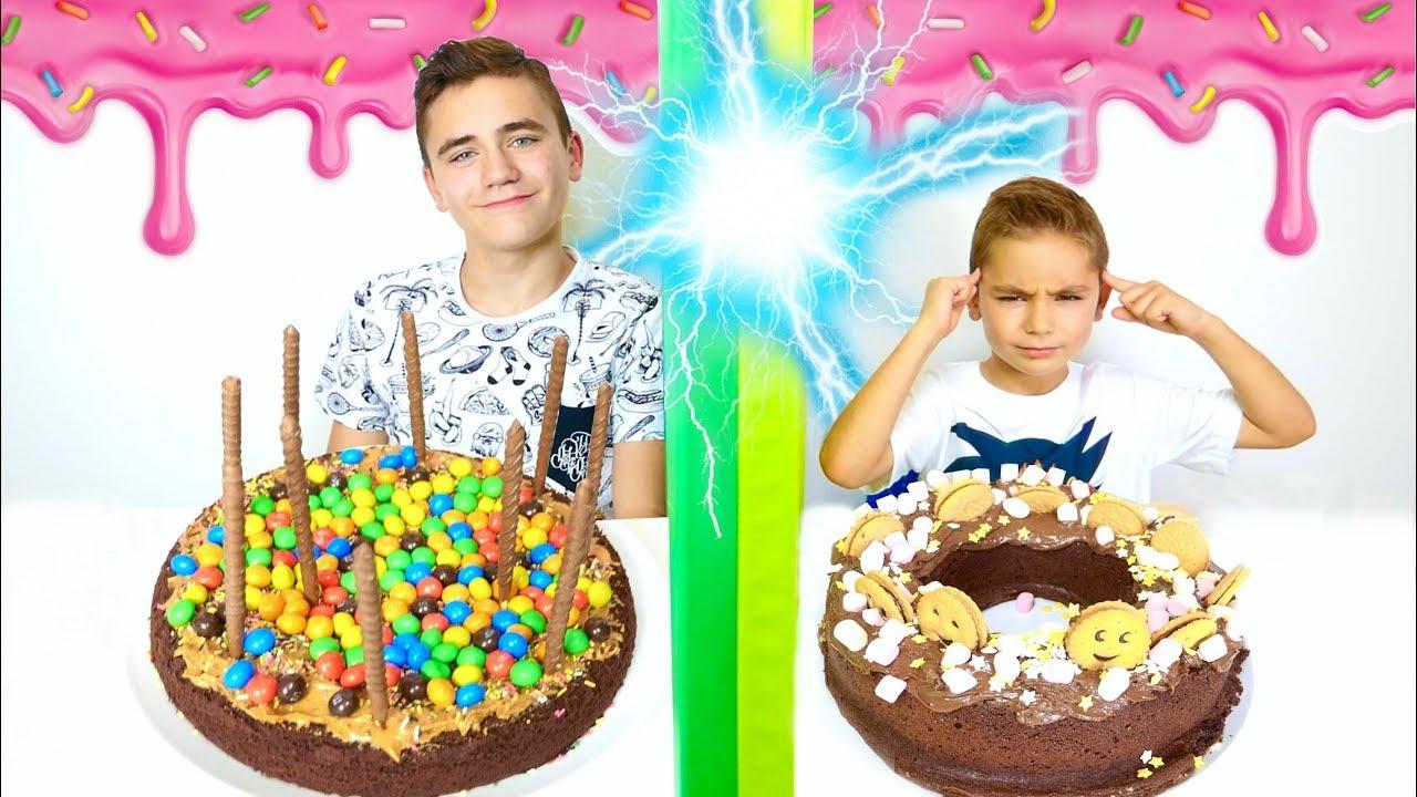 Twin Telepathy Cake Challenge Swan Vs Néo Youtube
