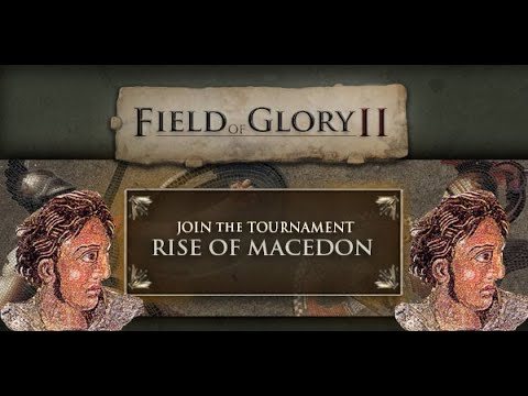 Field of Glory II Greece Round 1 'Rise of Macedon' Deployment  