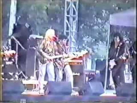 Benjamin Orr / Too Hot To Stop / Quincy, IL / 1997