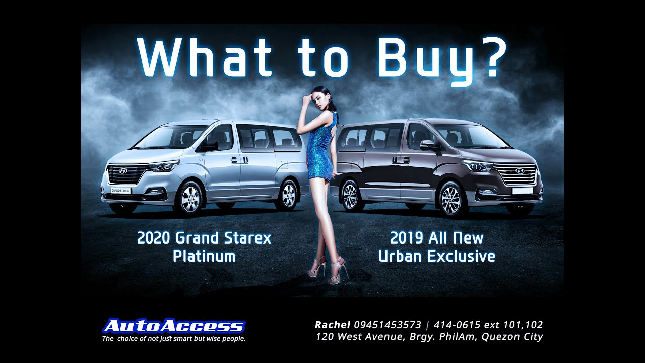 2020 Hyundai Starex Price, Design and Review