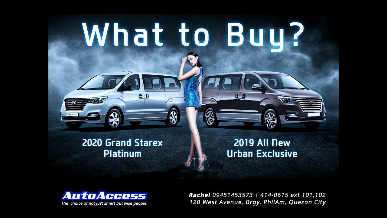 Ratings 2020 Hyundai Starex