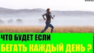 Что будет если бегать каждый день?