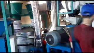 Завод по производству резиновой крошки - Татарстан