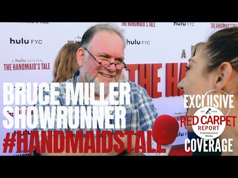 Talking to Bruce Miller, Showrunner about S3 of Hulu's The Handmaid's Tale Before Finale