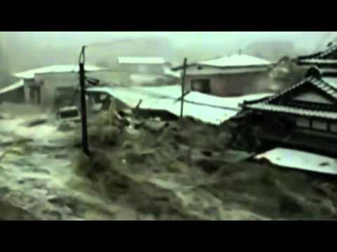 Sad Japan Tsunami