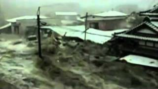 Sad Japan Tsunami Tribute (March 11th 2011) - Viewer Discretion Advised