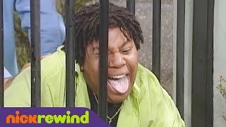 Kenan Gets His Head Stuck in a Fence | Kenan & Kel | NickSplat
