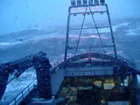 Bering Sea storm. MPG.MPG