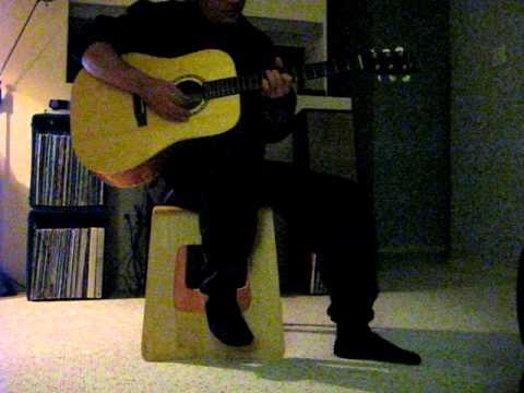 Instrumental in Open F Tuning