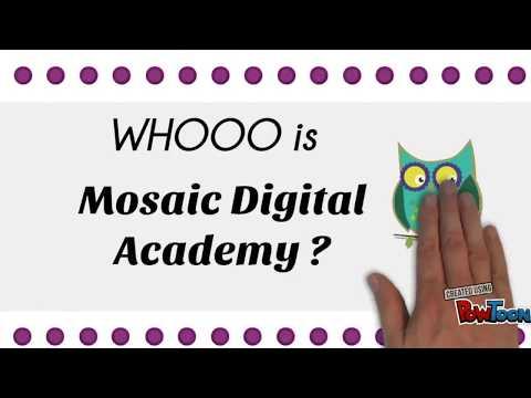 Mosaic School Promo