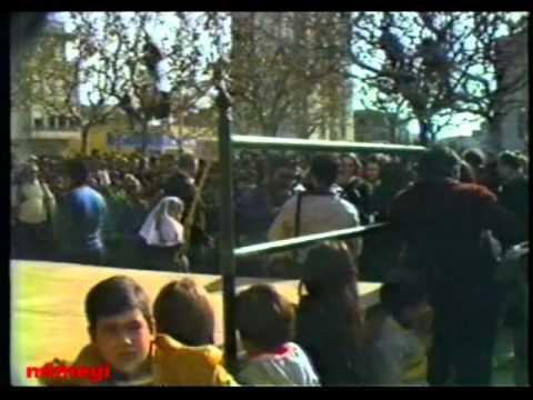 I TROBADA DE DIMONIS MANACOR 1984