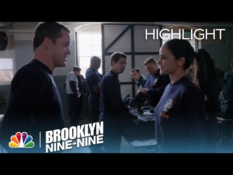 Brooklyn NineNine  Amy Runs Into Her Ex Episode Highlight