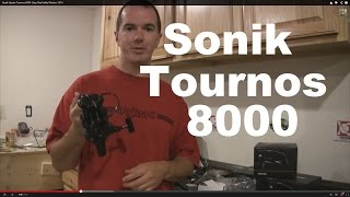 Sonik Sports Tournos 8000 Carp Fishing Reel Initial Thoughts Review 2014