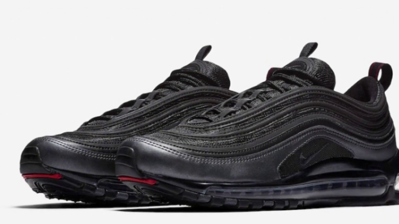 on sale a7bc8 7c485 NIKE AIR MAX 97 METALLIC HEMATITE REVIEW AND RELEASE DETAILS ! MUST WATCH !