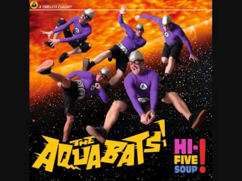 Hey Homies! -The Aquabats!