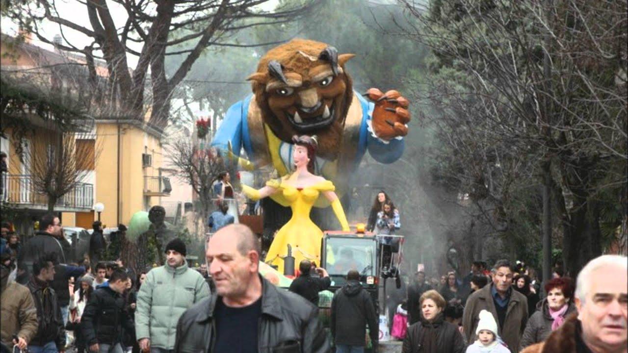 Costume Carnevale - La Bestia film Disney per adulti