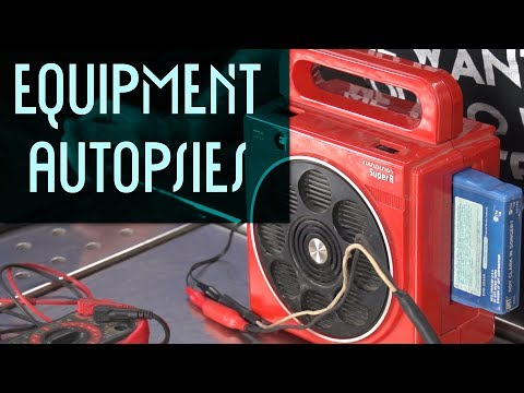 "Soundesign ""Super 8"" 8-Track Player: Equipment Autopsy #98"