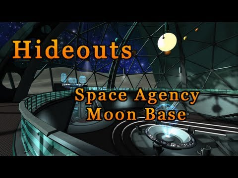 [Champions-Online] Hideouts: Space Agency Moon Base