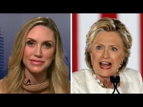 Lara Trump on Clinton's 'sad attempt to distract voters'
