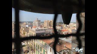 La bellezza di Corato dall'alto, vista mozzafiato dal campanile del Duomo