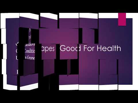 Is Grapes good for health