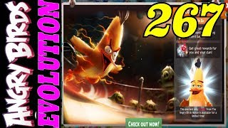 Angry Birds Evolution - Yellow Excavation Event MAXED - 2nd & 3rd CHUCK - Gameplay #267