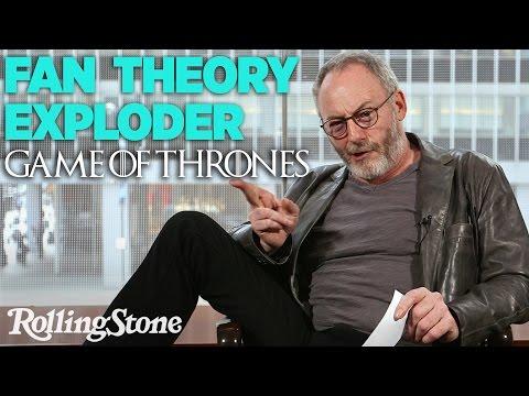 'Game of Thrones' Liam Cunningham: George R.R. Martin Told Me A Secret