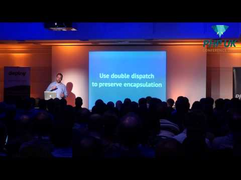 PHP UK Conference 2014 - Mathias Verraes - Unbreakable Domain Models